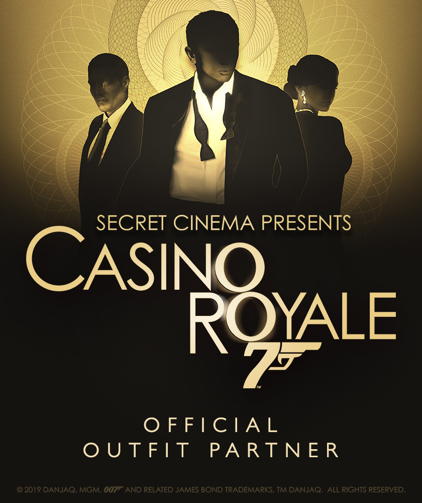 Secret Cinema Presents: Casino Royale