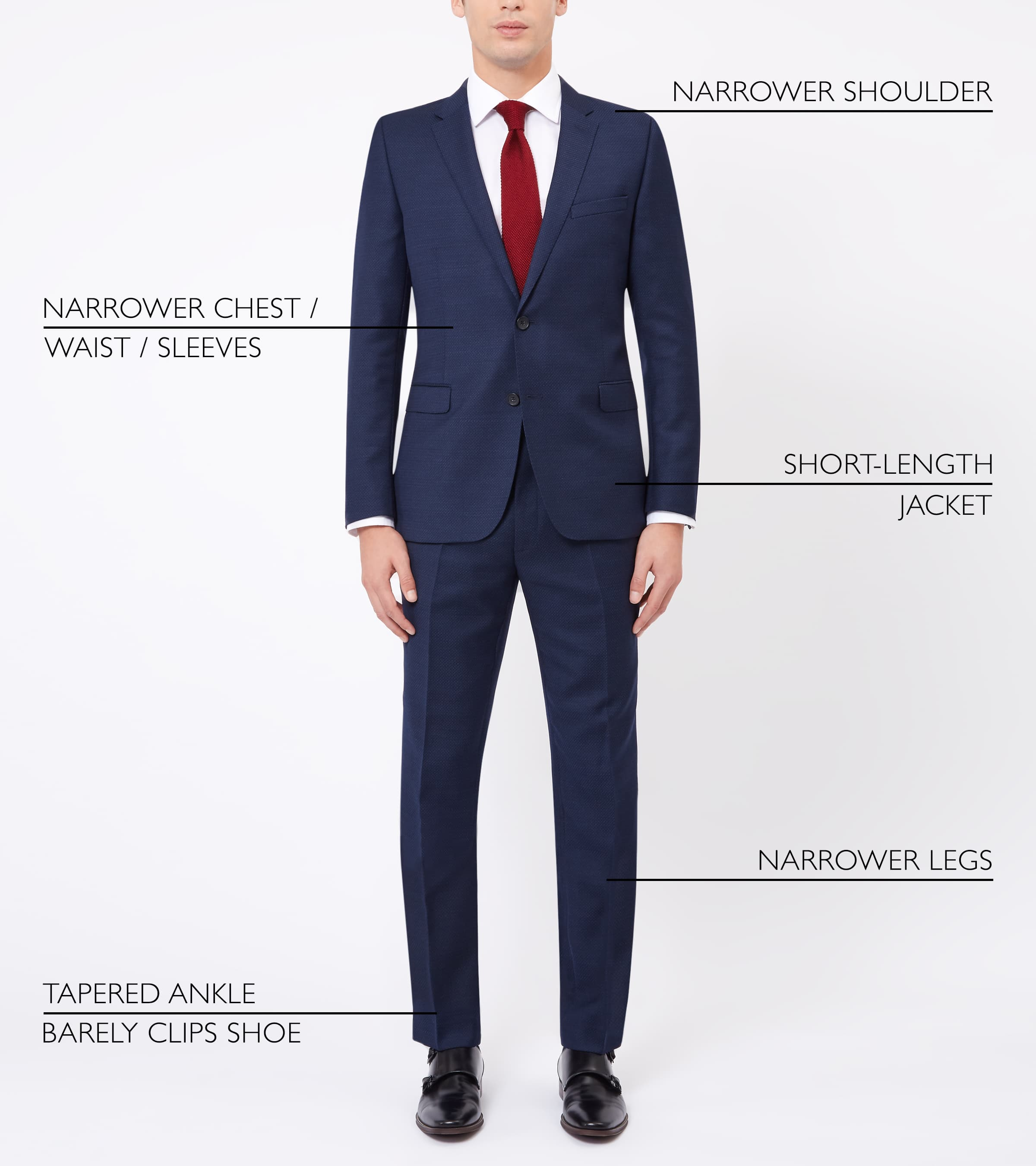 Ankle Length Blazers