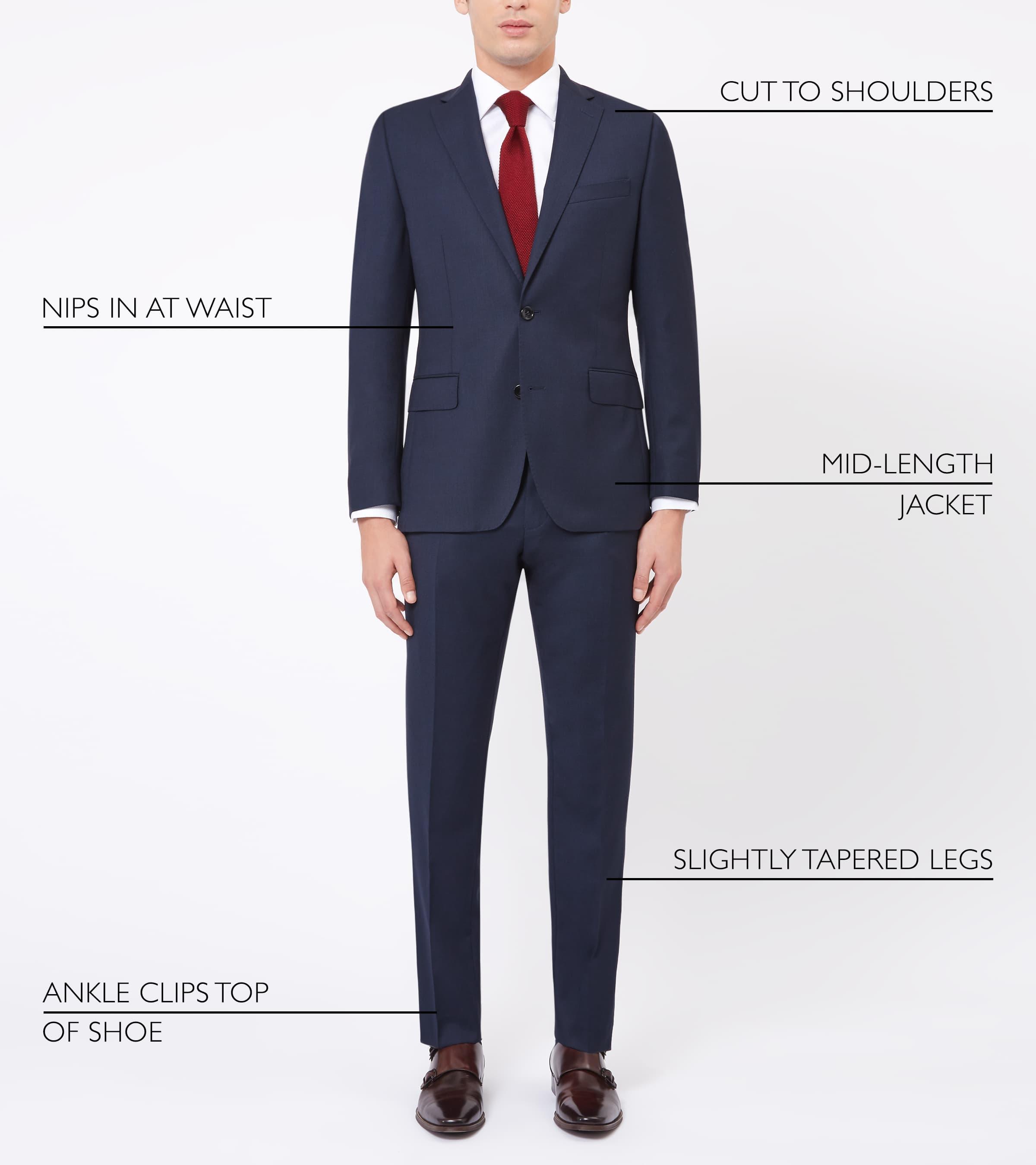 3203a5de10a Tailored fit