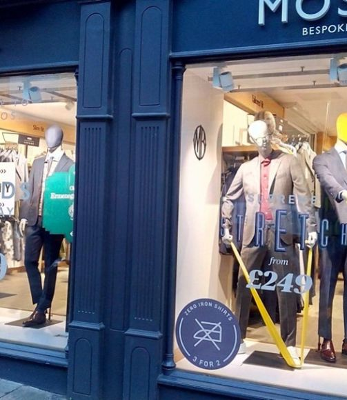 Moss Bros Guildford