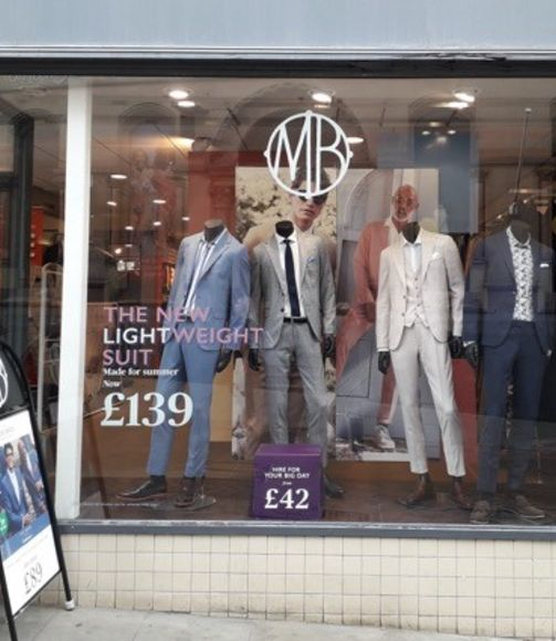 Moss Bros Nottingham