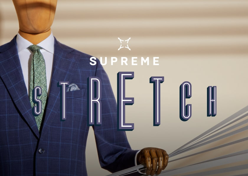 Mens Stretch Suits