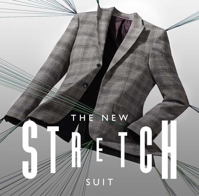 MEN'S STRETCH SUITS