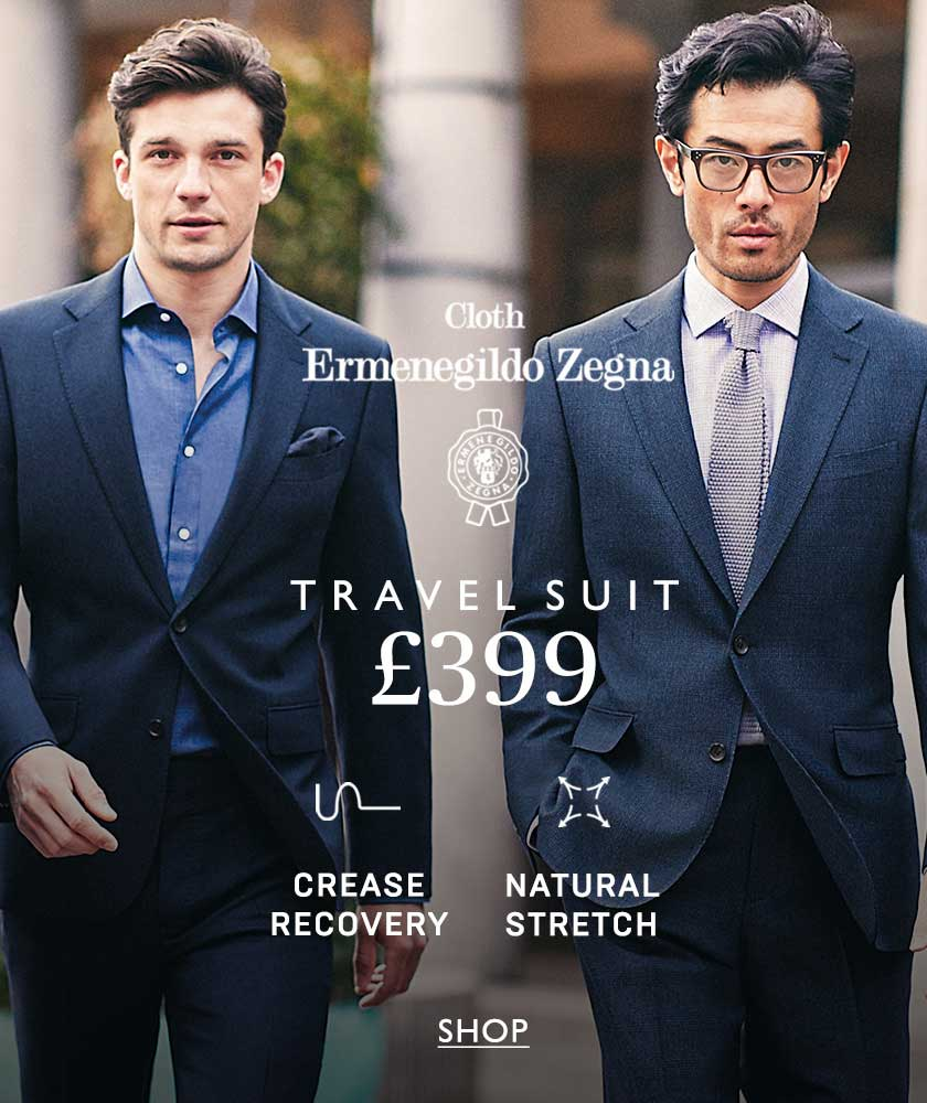 MEN'S TRAVEL SUITS